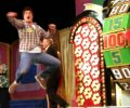 Contestants celebrating on the Price is Right Live stage.