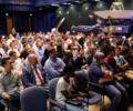 Intern orientation at JPL, Summer 2017.