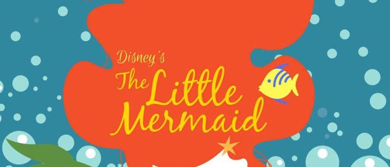 Spartanburg Little Theatre's The Little Mermaid.