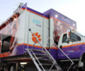 Clemson University's Mobile Health Clinic deployed to serve South Carolinians.