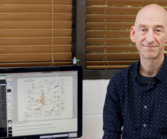 Vince Richards, professor in biological sciences, Clemson University College of Science